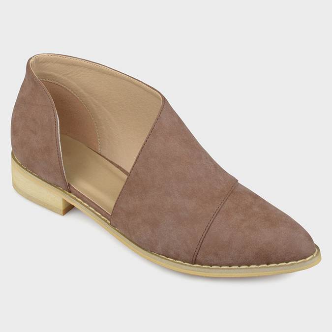 Target d'orsay almond toe flats
