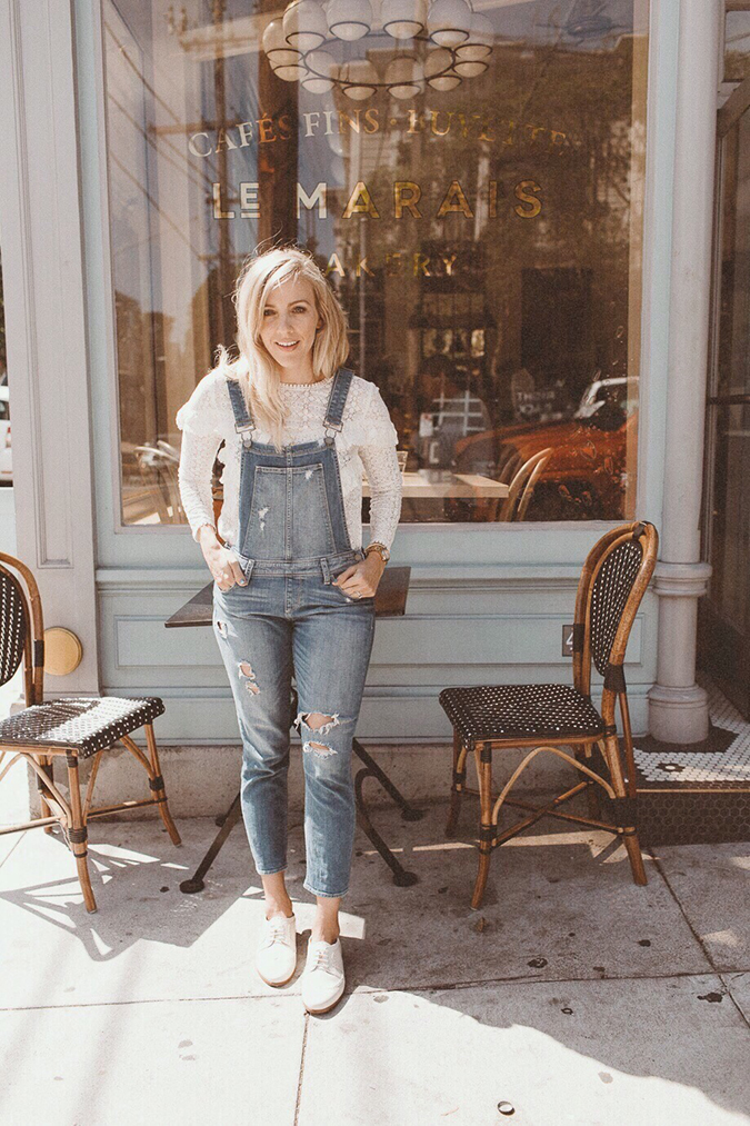 Taylor Sterling of Glitter Guide | interview on LaurenConrad.com