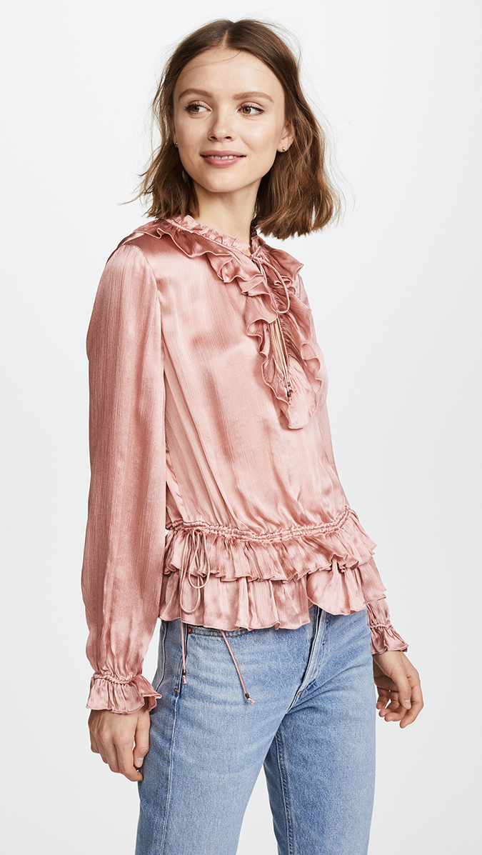 Ulla Johnson Maise Blouse