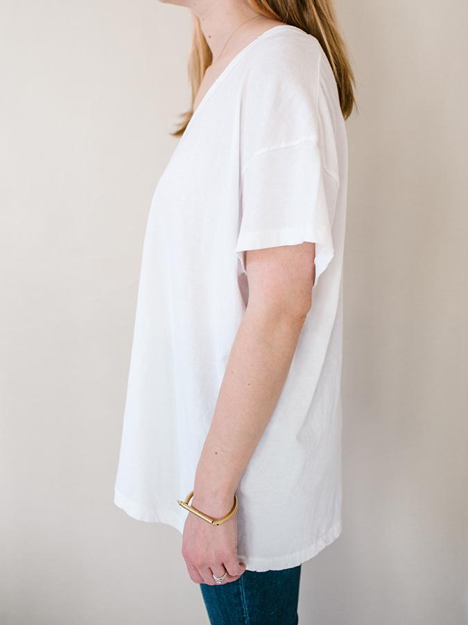 53a30f3e9fbf Style Guide: The Perfect White T-Shirt - Lauren Conrad