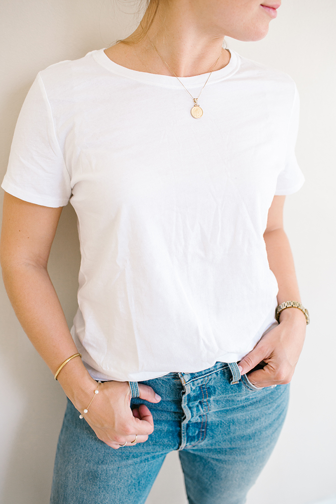 c6d2545c10 Style Guide: The Perfect White T-Shirt - Lauren Conrad