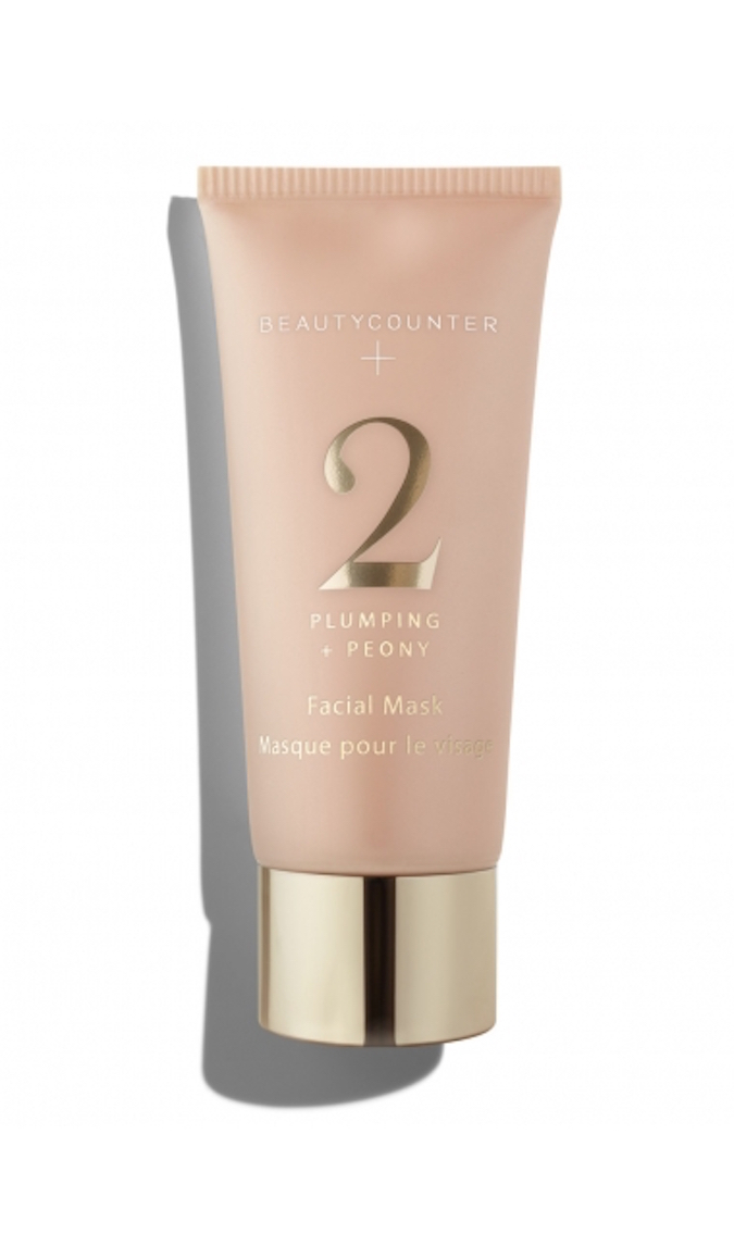 BeautyCounter No. 2 plumping facial mask