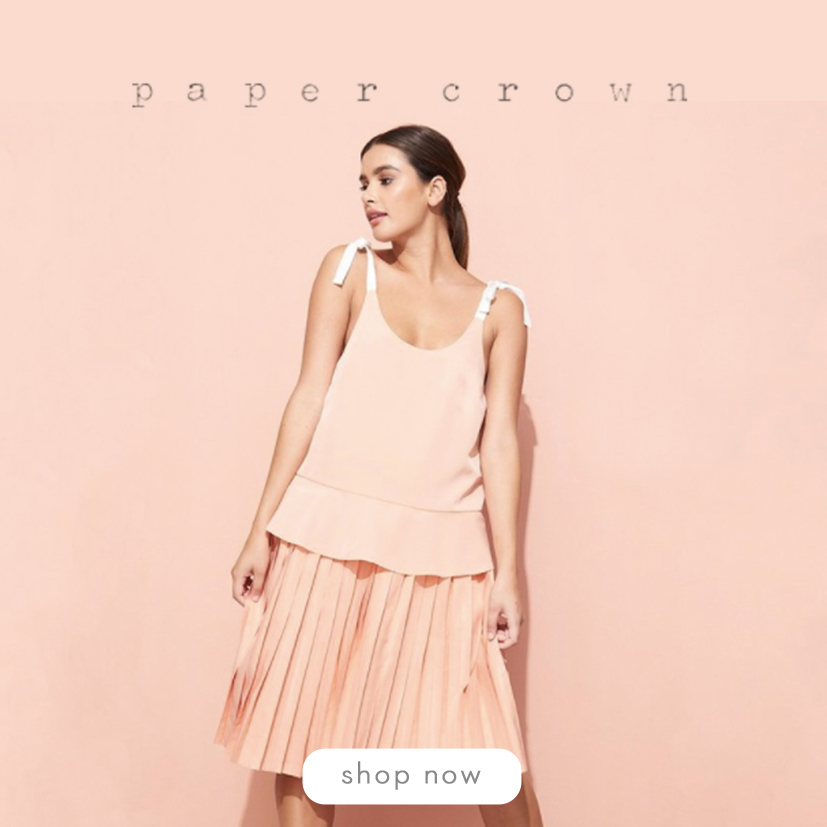 Paper Crown | Shop Now