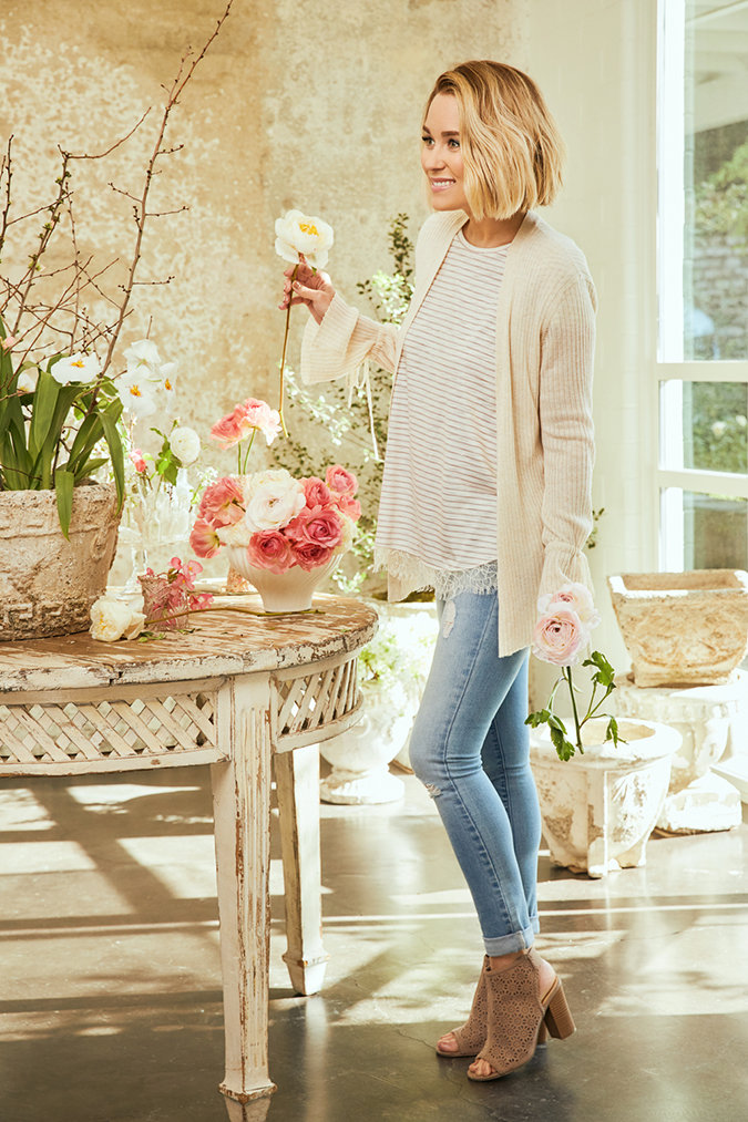 Lauren Conrad's March collection for Kohl's