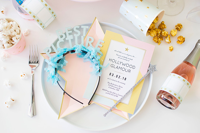 Oscar's party inspo via laurenconrad.com