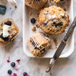 Recipe Box: Earl Grey Blueberry Muffins