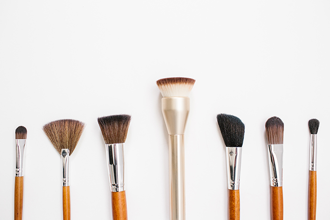 why our editor switched to a foundation brush, and why she's never going back