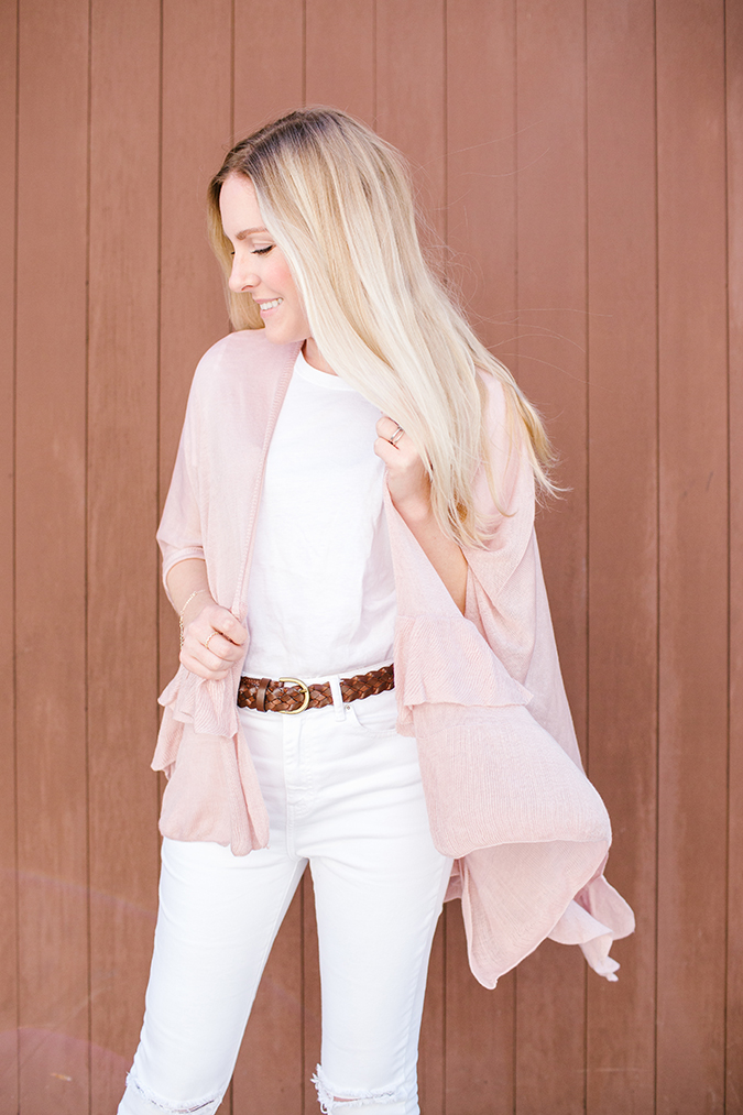 light layers for spring on laurenconrad.com