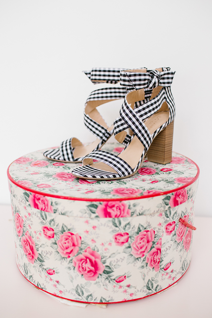 must have gingham pieces for spring