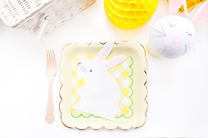 the cutest easter party for kids