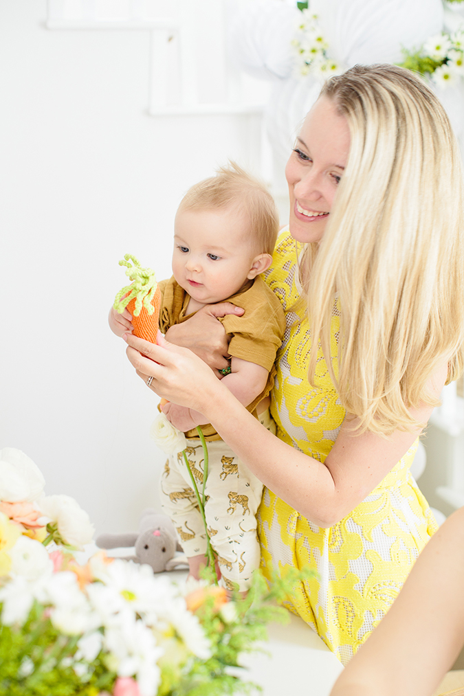 easter party for your little ones via laurenconrad.com