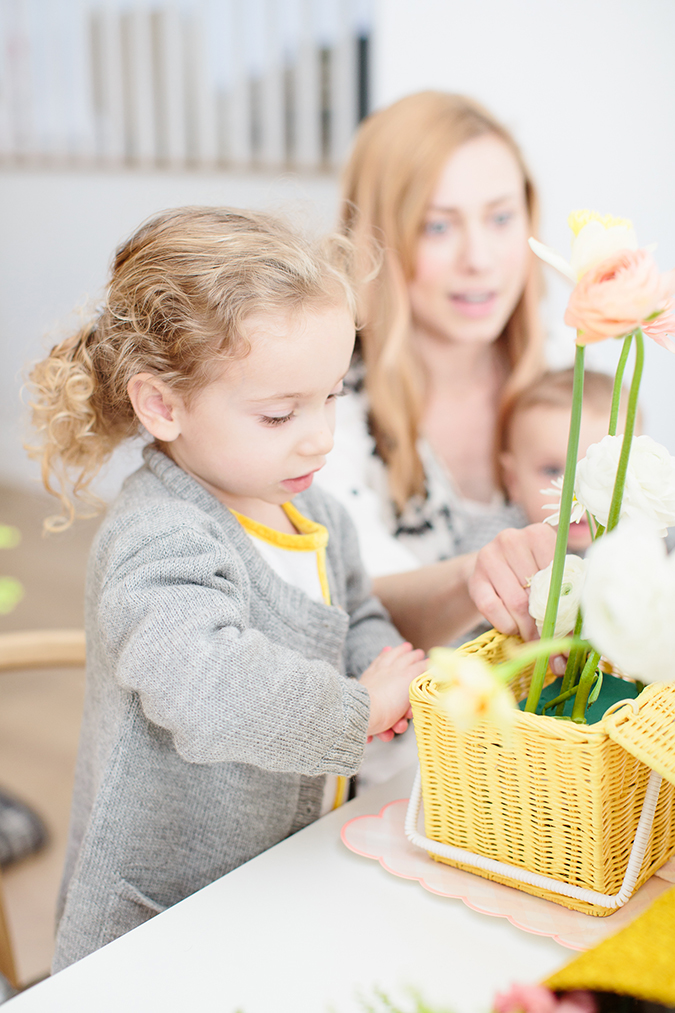 easter party for littles via laurenconrad.com