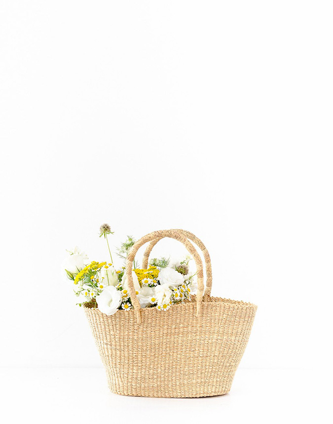 The Little Market petite basket