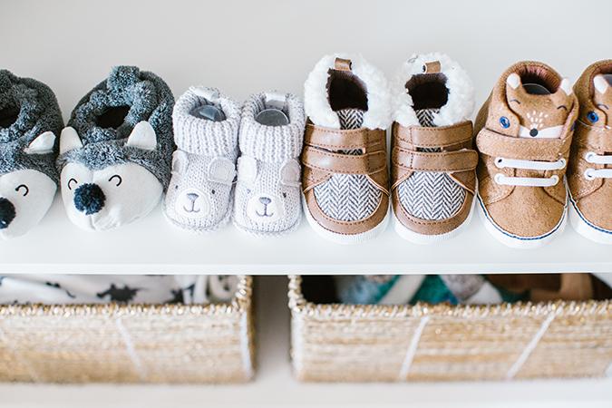little boy nursery details