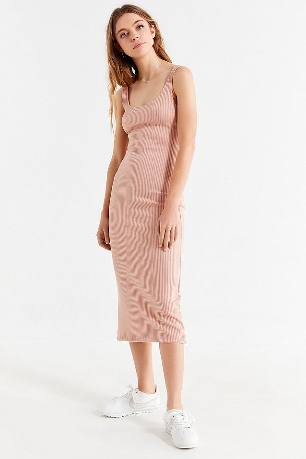 UO body con midi dress