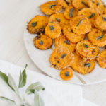 Edible Obsession: Crispy Sage Sweet Potato Crisps