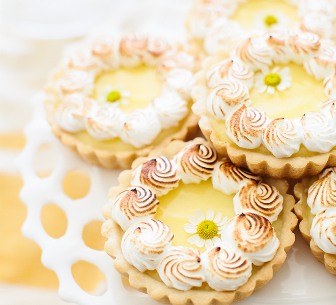 Recipe Box: Lemon Meringue Tarts