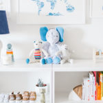 Home Makeover: A Light and Bright Animal Themed Nursery