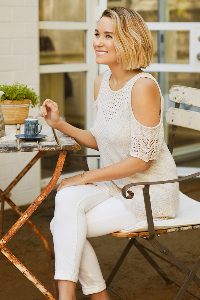 8d1429cfec Chic Peek: 5 Things You Never Knew About My LC Lauren Conrad for ...
