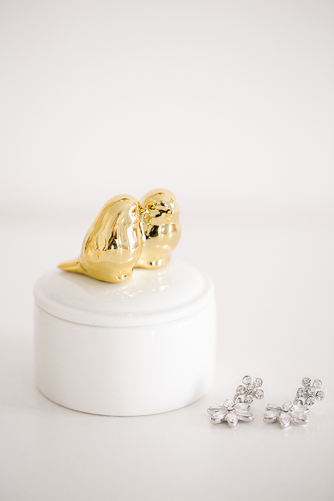 LC Lauren Conrad bird duo trinket box
