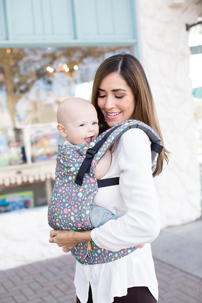 Oh Joy! Tula baby carrier