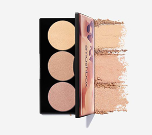 smashbox spotlight highlighter palette