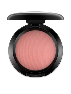 MAC cosmetics sheertone blush in pinch me