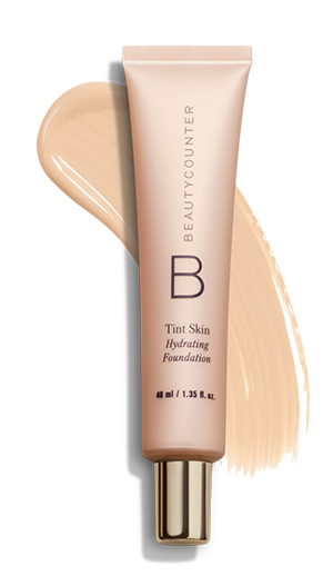 PDP new tint skin hydrating foundation