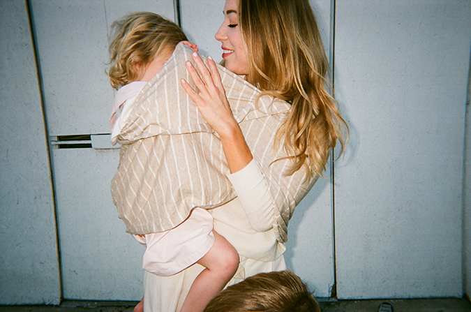 advice on the best age gap between children from 11 different mothers via laurenconrad.com