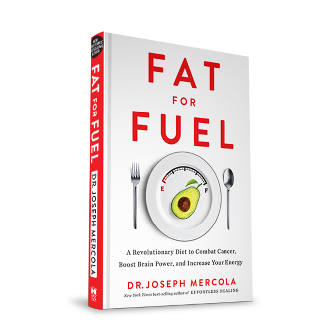 fat for fuel by dr. joseph mercola
