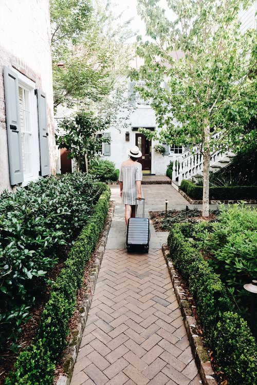 Charleston, South Carolina travel guide via laurenconrad.com