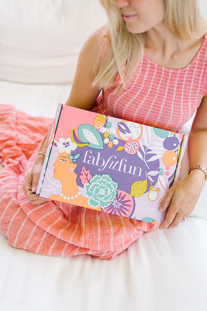 see what's included in the summer FabFitFun box on laurenconrad.com