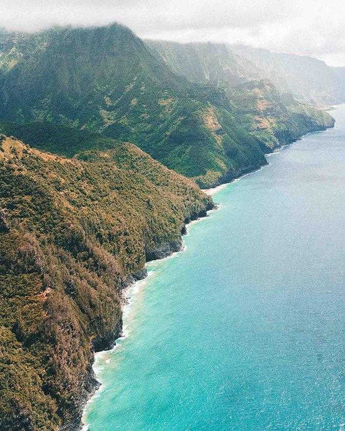 Kauai Travel Guide via Find Us Lost on LaurenConrad.com