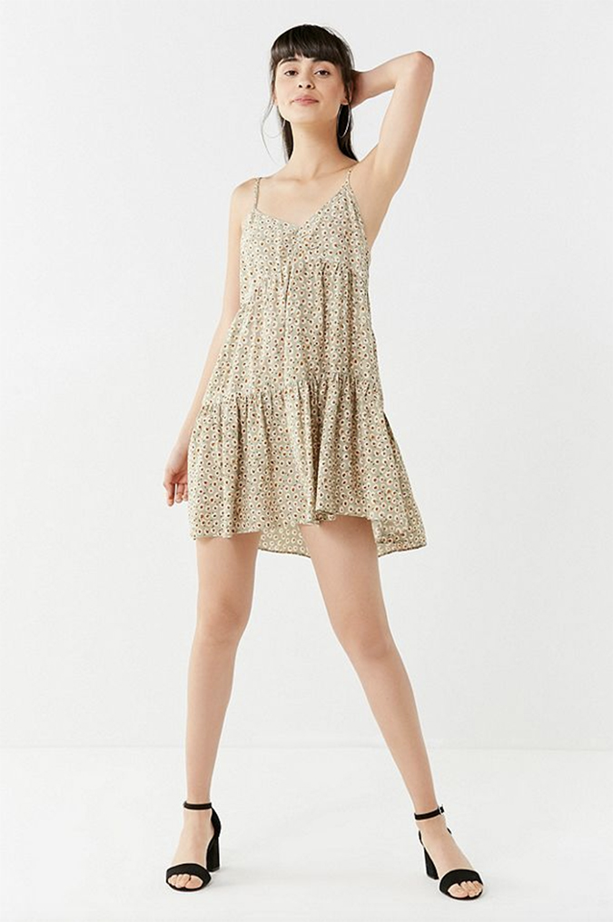 urban outfitters babydoll dress