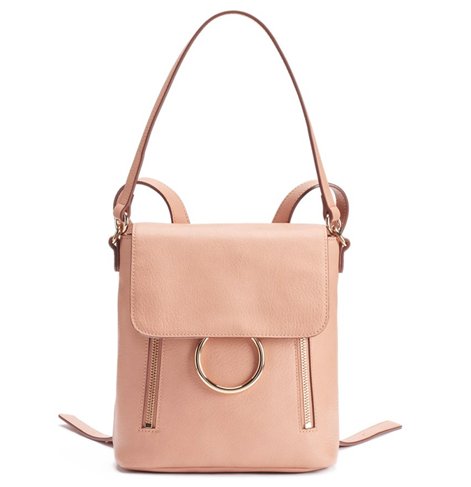 LC Lauren Conrad Bailee O-ring Backpack