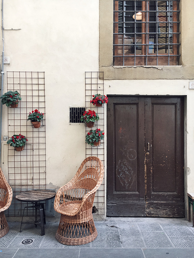 where to shop in florence, italy