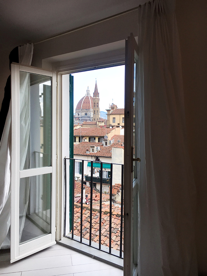 where to stay in florence, italy