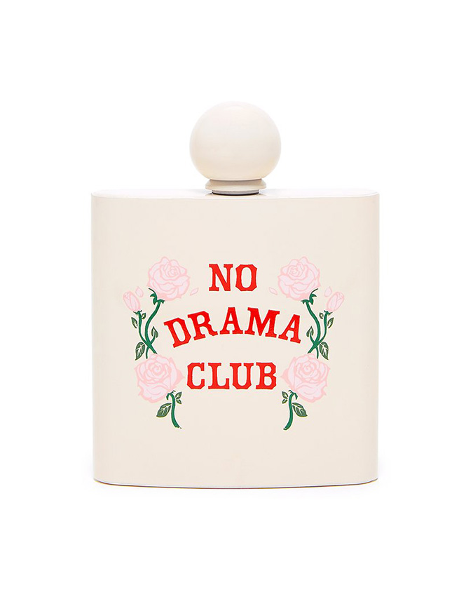 'no drama club' flask from ban.do