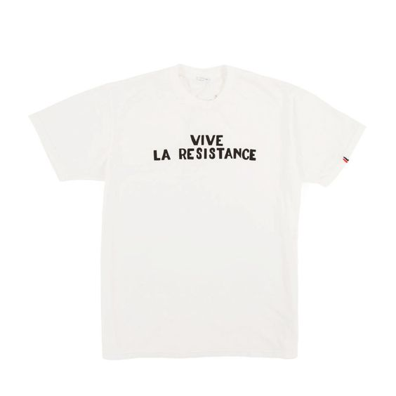 clare v. vive le resistance tee