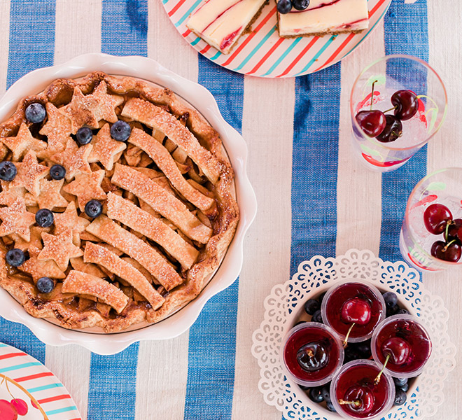 Recipe Box: Fourth of July Inspired Desserts