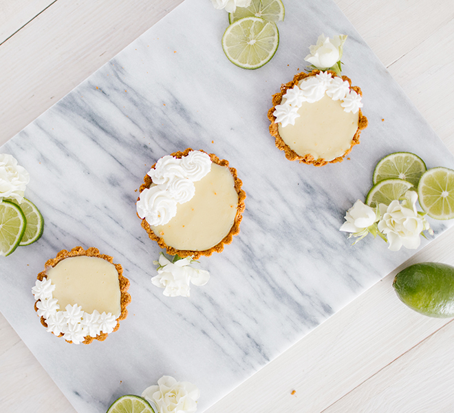 Edible Obsession: Mini Key Lime Pies