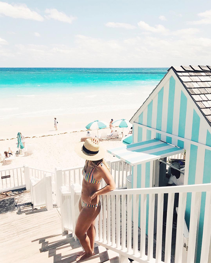 Team LC's review of the best self-tanners via laurenconrad.com
