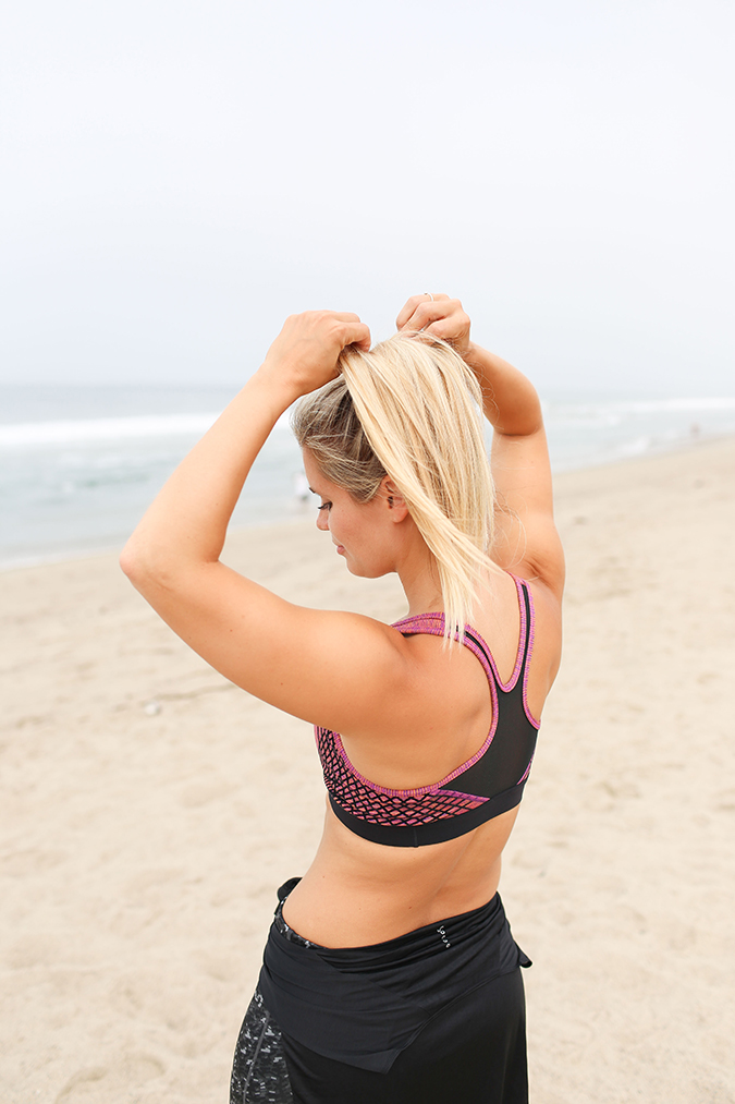 sports bra shopping guide via laurenconrad.com