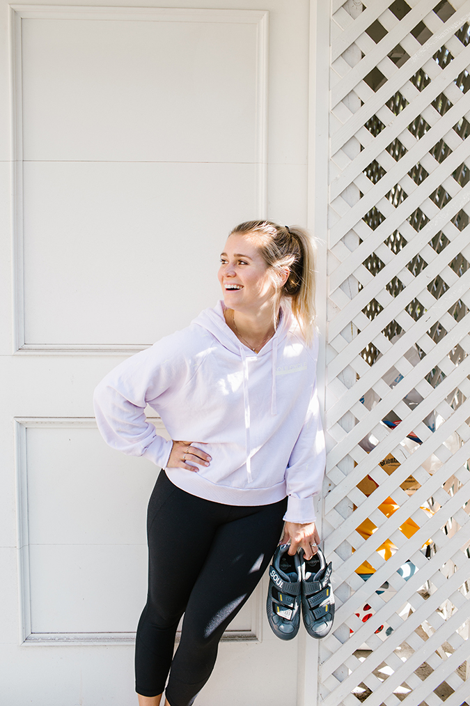 our favorite activewear for each workout via laurenconrad.com