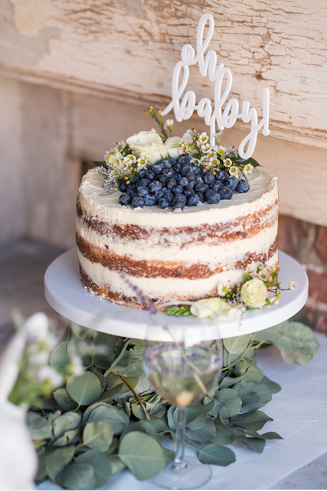 oh baby rustic baby shower