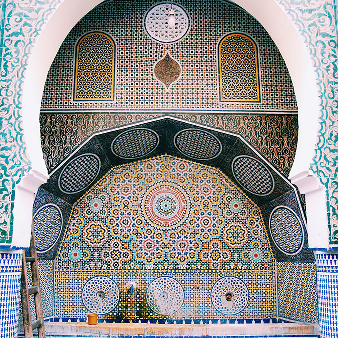 trip to Morocco by Lucy Laucht