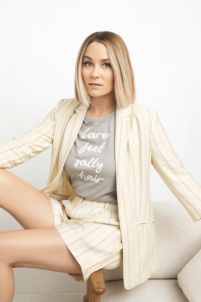 Beauty Note 5 Ways To Style Short Hair Lauren Conrad