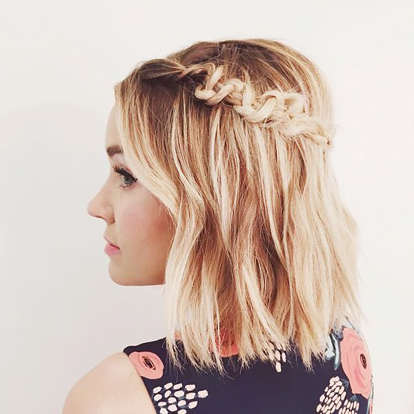 8 braids that look amazing on short hair