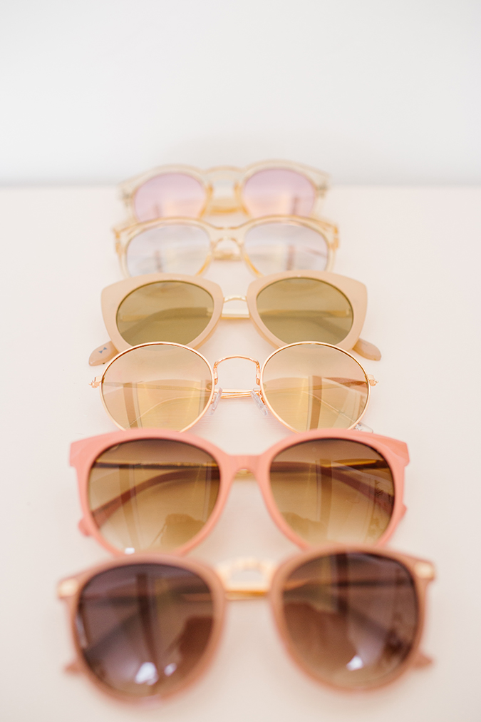2018 sunglass trends via laurenconrad.com