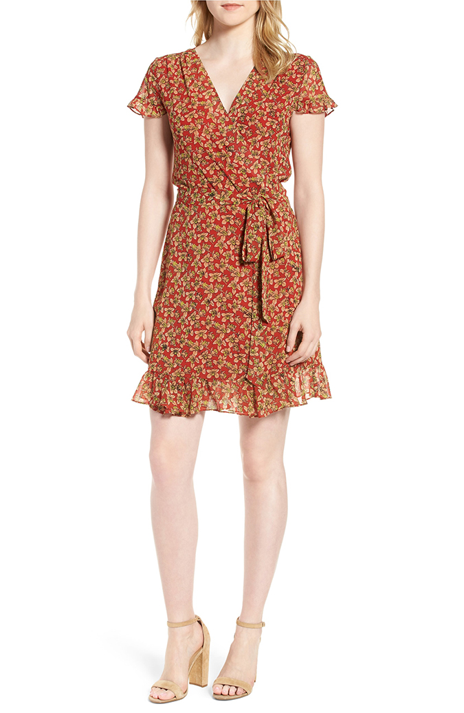 Rebecca Minkoff Wrap Dress